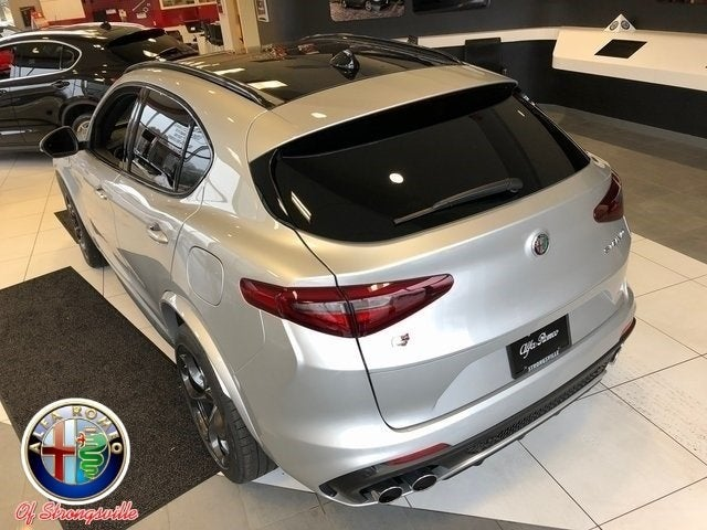 2019 Alfa Romeo Stelvio Quadrifoglio In Strongsville Oh Cleveland